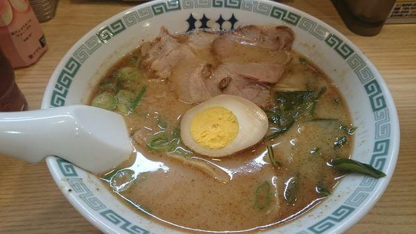 「桂花拉麺(750円)」@桂花ラーメン 渋谷センター街店の写真