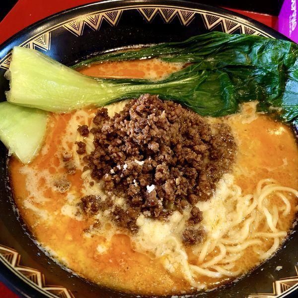 「異國担々麺+他」@ラーメン異国龍の写真