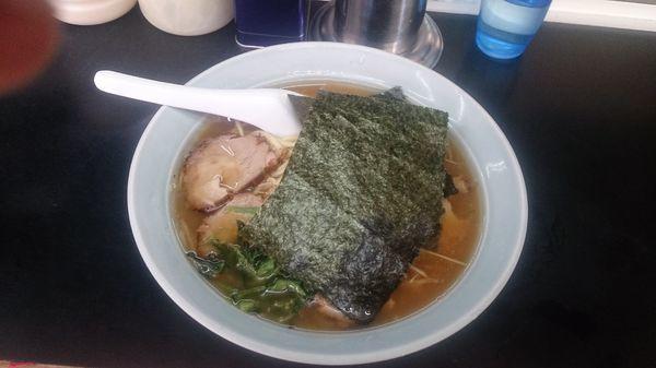 「チャーシュー麺」@がんこ亭の写真