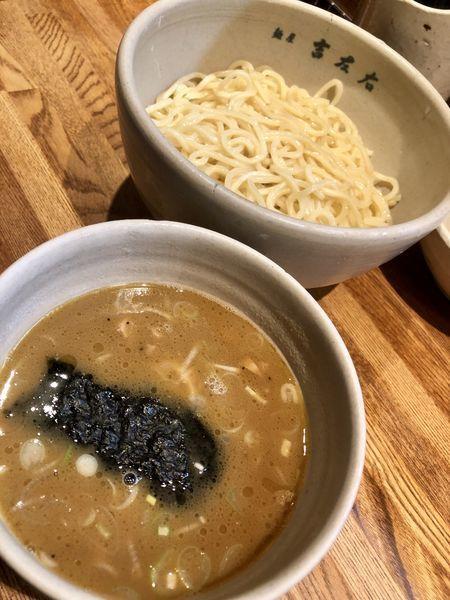 「味玉つけ麺 ¥1000」@麺屋吉左右の写真