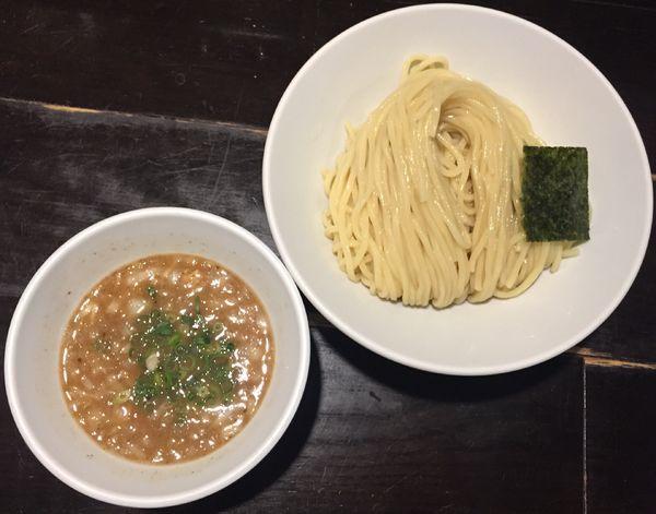 「浸け節そば830円」@俺の空 新宿店の写真