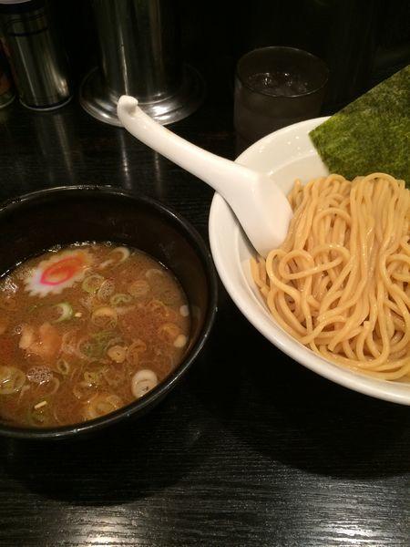 「つけ麺780円」@大勝軒まるいち 大宮店の写真