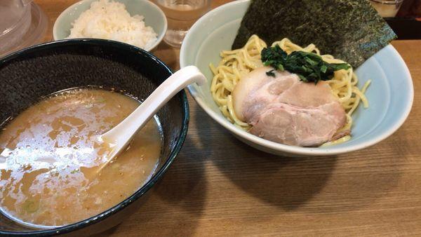 「つけ麺」@豚骨醤油らーめん 浅草隊の写真