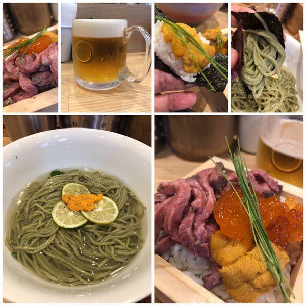 「【肉の日限定】麺割烹 皐月の膳 2000円+α」@Handicraft Worksの写真