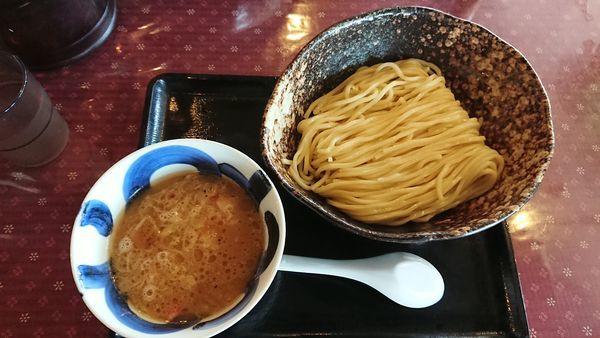 「つけ麺 810円」@三ツ矢堂製麺 長野東和田店の写真