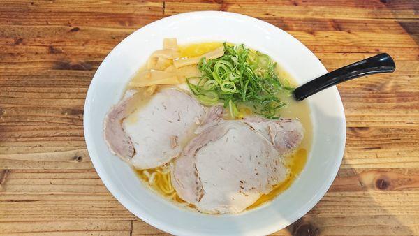 「煮トリ(こってり) 700円」@ラーメン屋 がったぼうずの写真