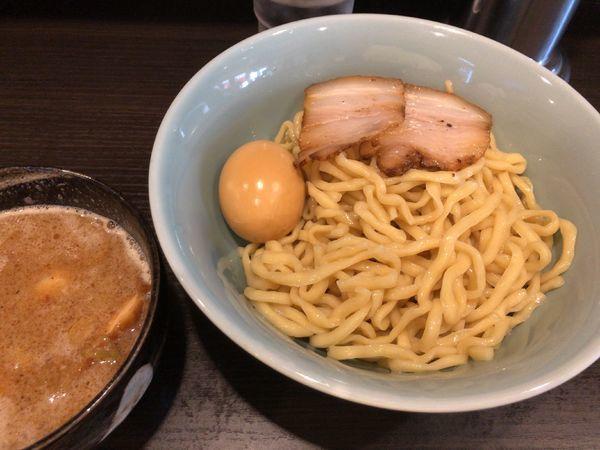 「特製つけ麺(こてこて) + (大盛)」@三鷹食堂いなりの写真