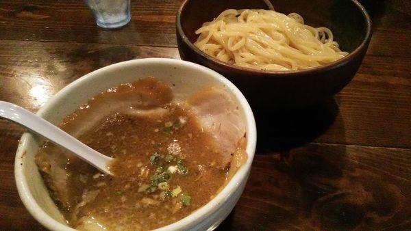 「チャーシューつけ麺」@らーめん Zootの写真