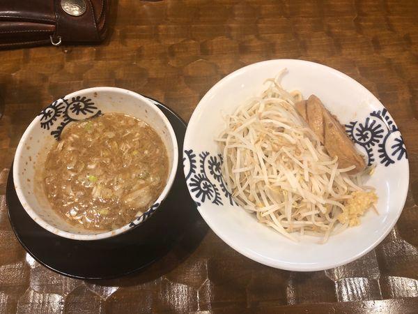 「豚つけ麺」@特級中華蕎麦 洋介の写真