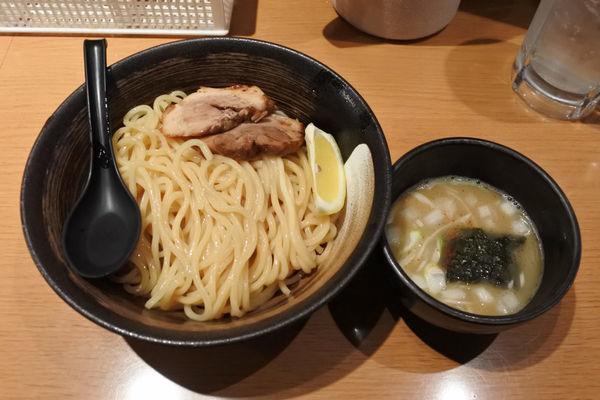 「塩つけ麺¥820」@麺屋 炙りの写真