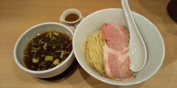 「つけ麺」@麺亭しま田の写真