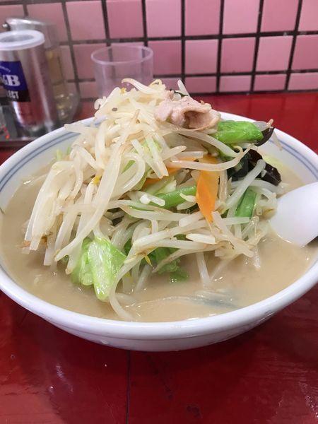 「野菜ラーメン」@喜久の写真