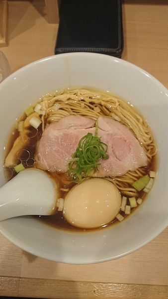 「らぁ麺」@麺亭しま田の写真