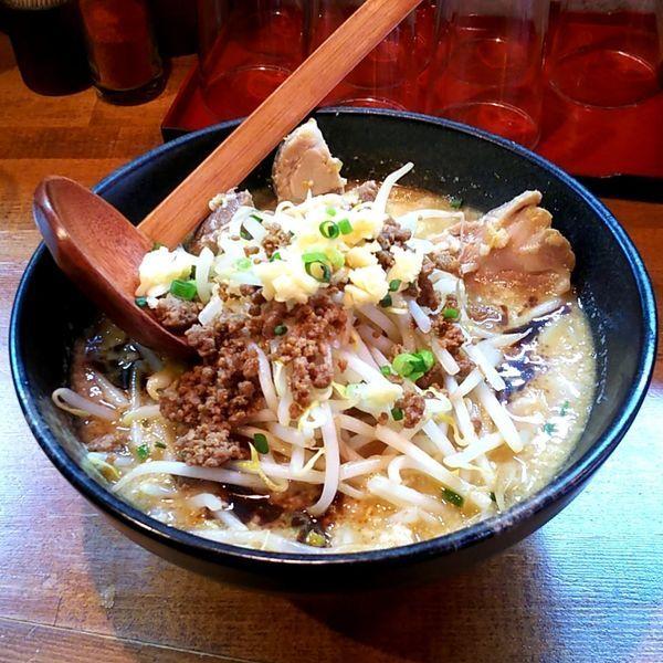 「俺の味噌」@麺酒場 でめきんの写真