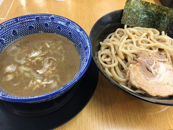「つけ麺」@らーめん にい村の写真