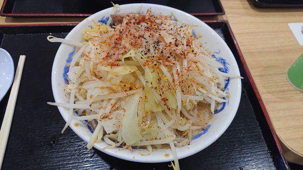 「ラーメン680」@ジャンクガレッジ イオン北戸田店の写真