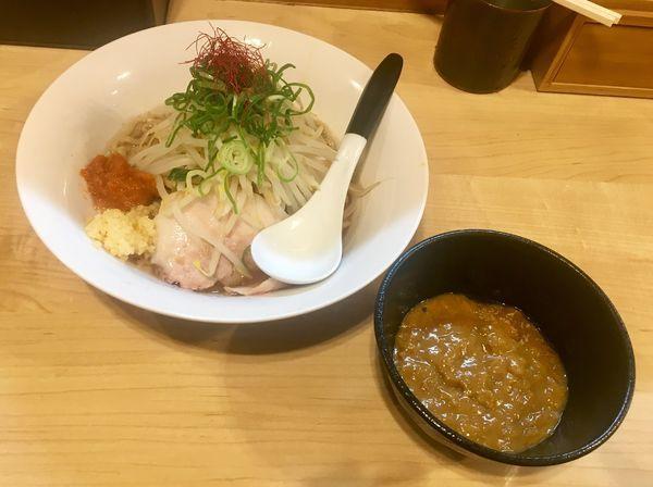 「M郎そば+カレー」@麺屋Mの写真