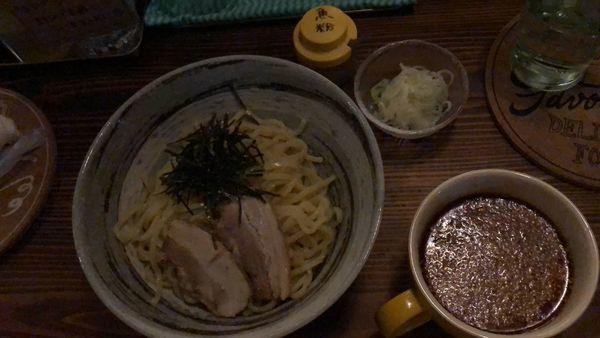 「つけ麺」@ITABASHI BAR TERRAの写真
