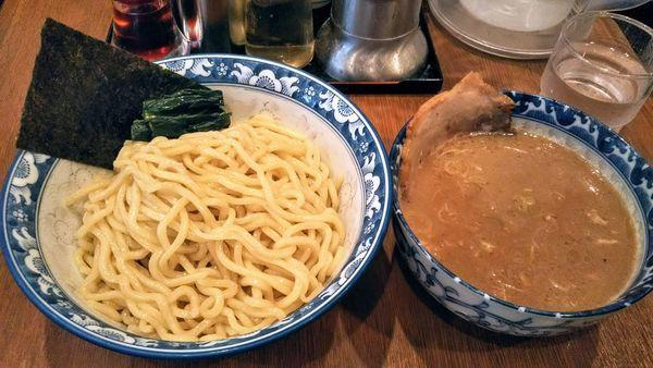 「4号つけ麺」@ラーメン 雷鳥の写真