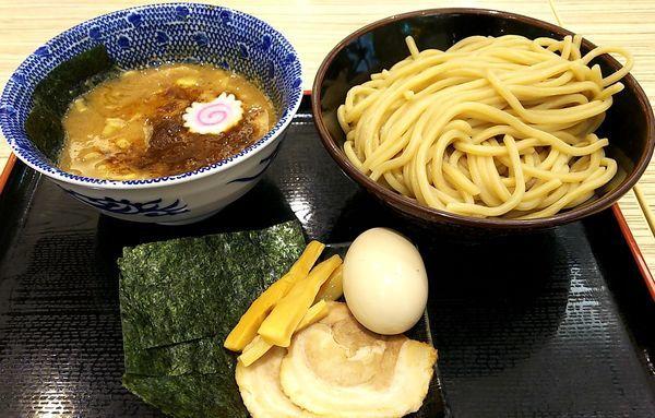 「特製つけ麺」@次念序 モラージュ菖蒲店の写真