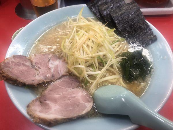 「かいざんラーメン(850円)」@かいざん 西船橋店の写真