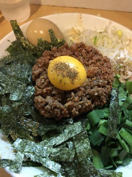「「我流豚星。台湾混蕎麦」」@豚星。の写真