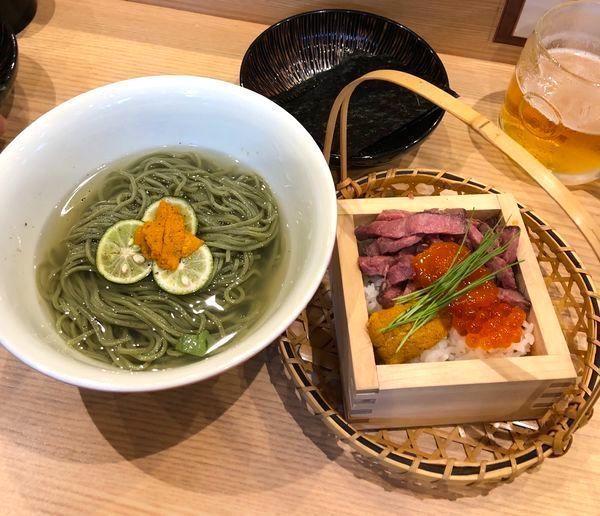 「5/29限定・麺割烹 皐月の膳 ¥2000 他」@Handicraft Worksの写真