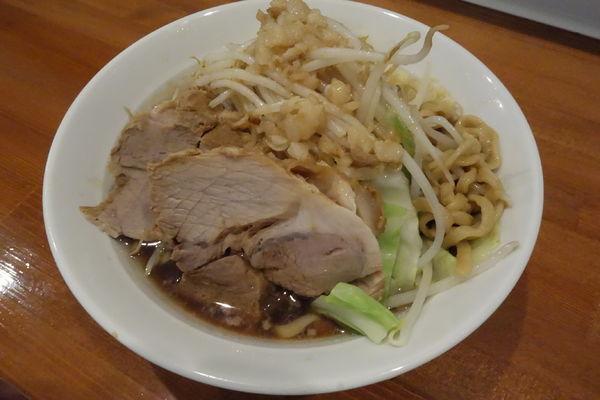 「ラーメン(麺少なめ)」@Yume Wo Katare Onagawaの写真