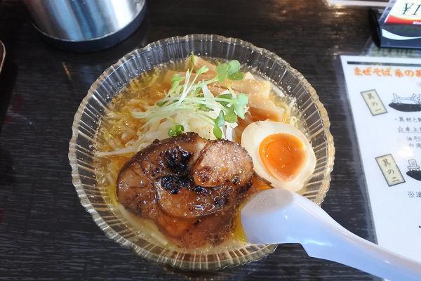 「【夏季限定】冷やしラーメン¥730」@麺や 千成の写真