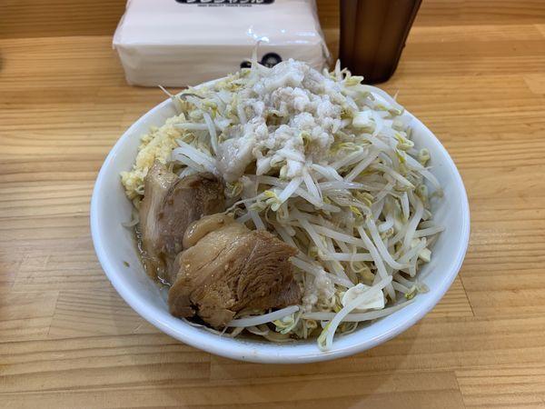 「ど豚骨ラーメン 野菜増し」@宮二郎の写真