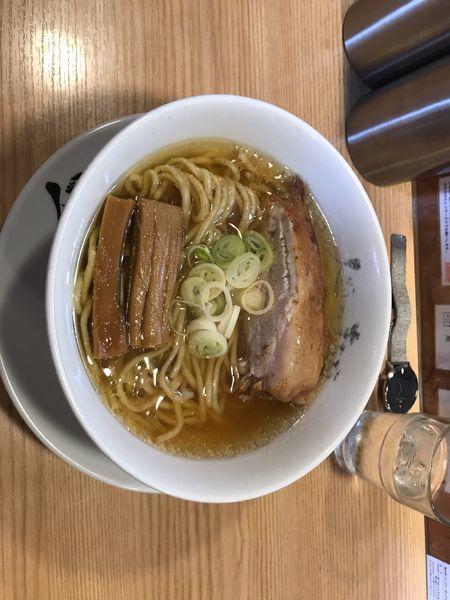 「ラーメン macro」@人類みな麺類の写真