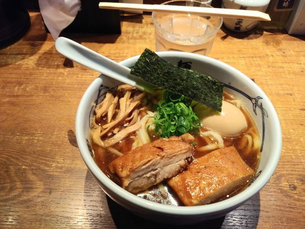 「武蔵ら~麺」@麺屋武蔵 新宿本店の写真