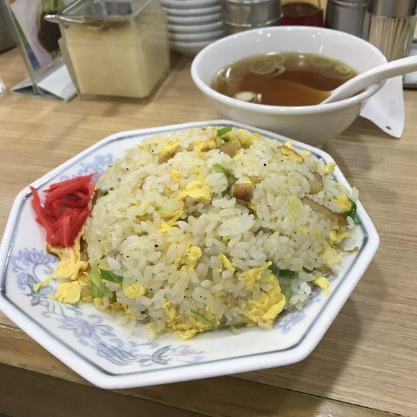 「チャーハン(¥600)」@つけ麺大王 蒲田東口2号店の写真