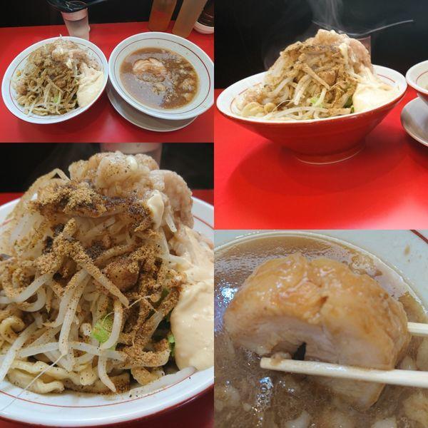 「つけ麺 850円」@鷹の目 獨協大学前本店の写真