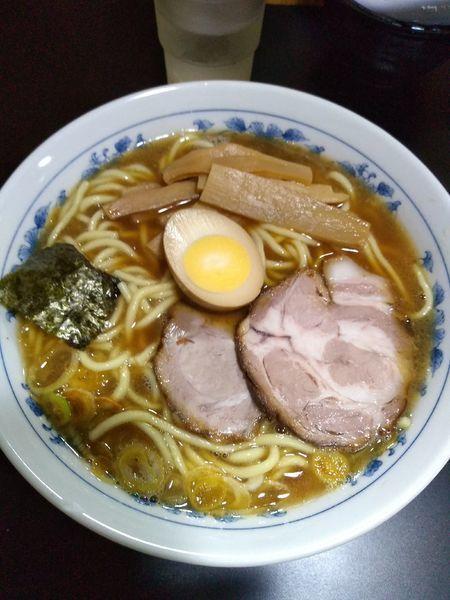 「ラーメン  750円」@麺屋ごとうの写真