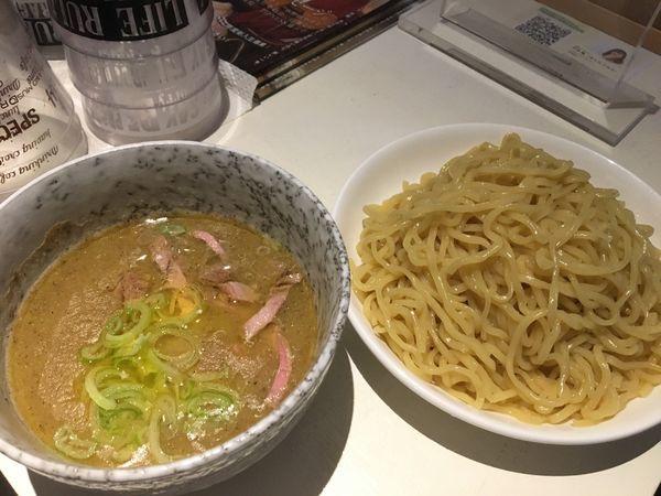 「つけ麺」@TRICKDICEの写真