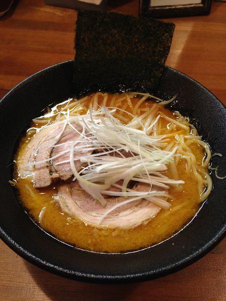「味噌ラーメン 750円」@鳴馬良の写真
