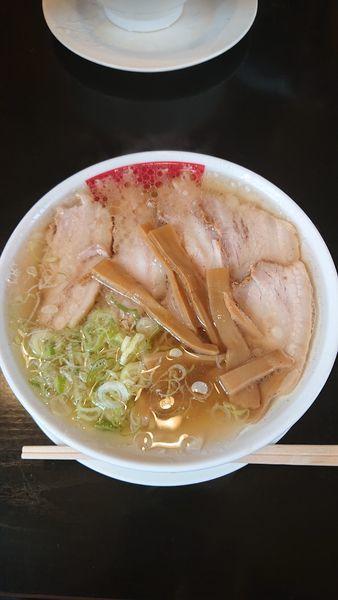 「チャーシューメン」@麺屋 工藤の写真