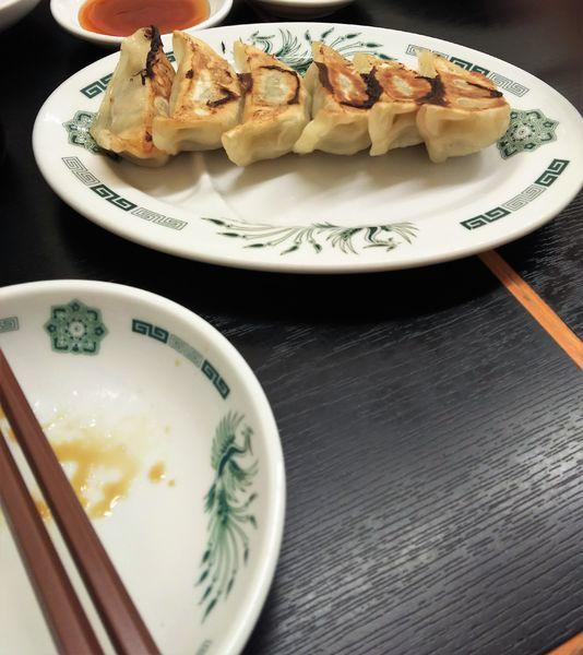 「餃子¥230」@日高屋 茅ヶ崎北口店の写真