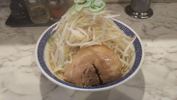 「男そば」@麺屋一男の写真