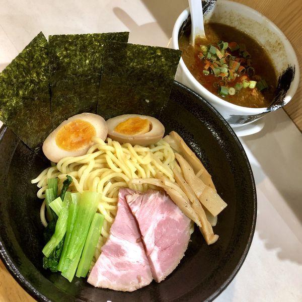 「【日替限定】カレーつけめん ¥850」@麺屋 扇 SENの写真