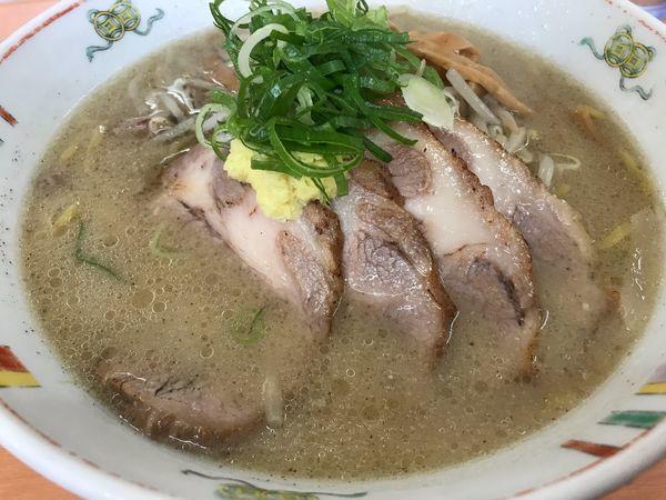 「味噌チャーシュー麺 1,000円」@麺屋 彩未の写真