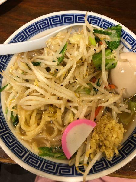 「タンカラw生姜 煮卵」@トナリ 丸の内店の写真