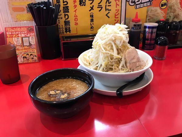 「つけ麺 850円」@麺屋 あっ晴れ 弥富店の写真