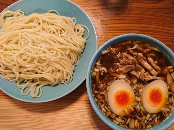 「つけそば+味玉+チャーシュー(1000円)」@つけそば 麺吉の写真