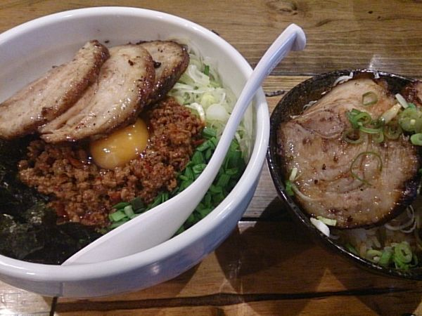 「台湾混ぜそば・チャーシュー」@麺匠 るい斗の写真