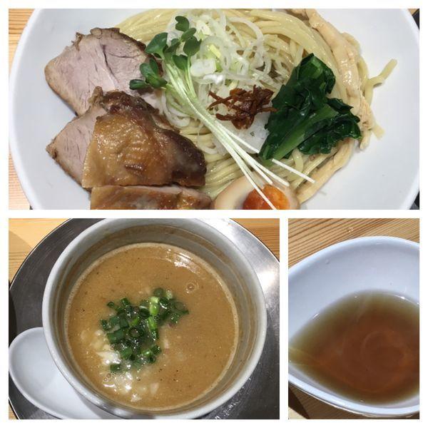 「つけ麺」@和風ピンポン竹末の写真