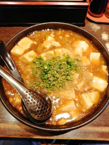 「麻婆麺 大盛」@辛味噌亭 とうせんやの写真