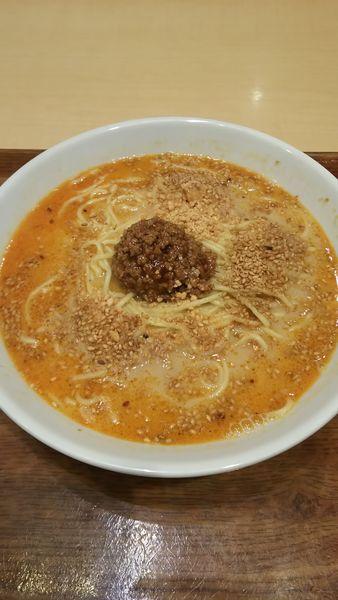 「担担麺」@金ごま屋の写真