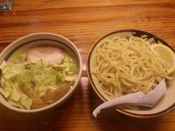 「とんづけ 塩 中盛」@常勝軒 本庄店の写真